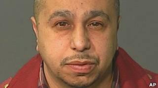 Хулио Асеведо (фото полиции Нью-Йорка)