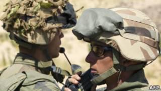 Французские войска в Мали