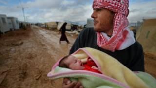 مخيم الزعتري للاجئين