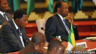 Taron ECOWAS da CEEAC