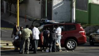 محققون مكسيكيون