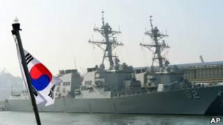 Учения США и Южной Кореи