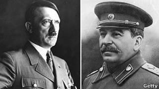 Stalin và Hitler