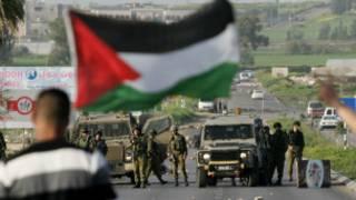 إسرائيلي يلجأ إلى فلسطين