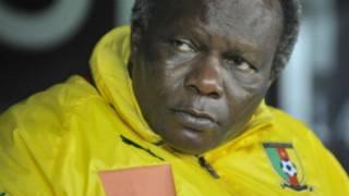 Kocin Kamaru mai barin gado Jean-Paul Akono