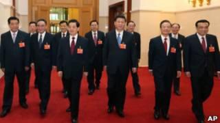 Съезд китайской компартии