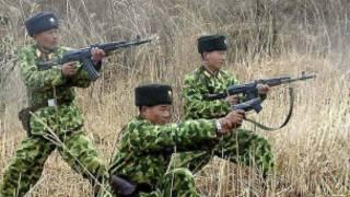 Ảnh minh họa: Binh lính Bắc Hàn