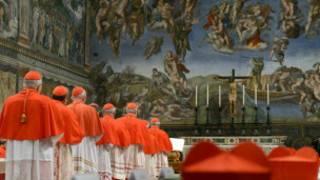 الكرادلة،الفاتيكان