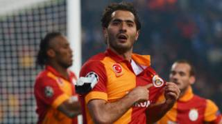 Şampionlar Ligi'nde Galatasaray'lı Hamit Altıntop, eski takımı Schalke 04'e gol attı