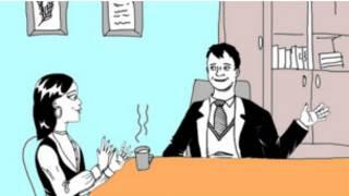 İş yerinde İngilizce mülakat