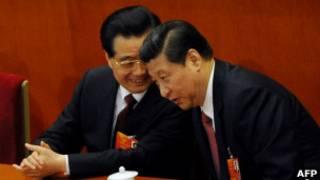 Китайські лідери