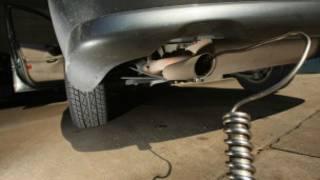 कारों का उत्सर्जन परीक्षण