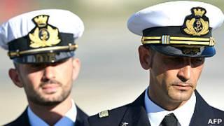 इतालवी नौसैनिक (फ़ाइल फोटो)