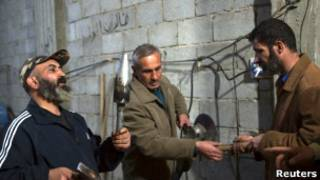 الجيش السوري الحر