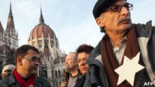 Протест в Венгрии