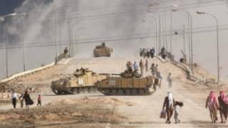 An yaudari duniya kan yakin kasar Iraki