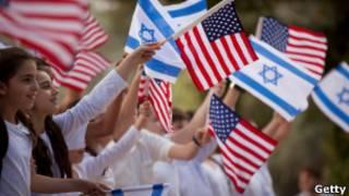 Israelenses se preparam para visita de Barack Obama (Foto: Getty Images)