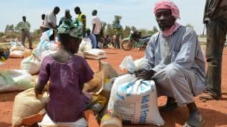 Karancin abincin dabbobi a Mali