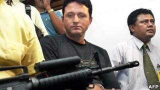 Marco Archer Cardoso Moreira, em foto de agosto de 2003 (AFP/Getty Images)
