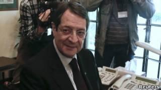Президент Кипра