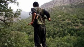 PKK militanı