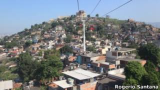 Complexo do Alemão (Foto: Rogério Santana/Governo do Rio de Janeiro)
