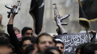 إسلاميون في سوريا