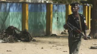 شرطي نيجيري