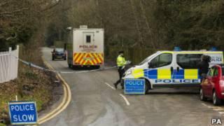 Cảnh sát Thames Valley nói hiện chưa có dấu hiệu cho thấy có sự can dự của bên thứ ba trong cái chết của ông Berezovski