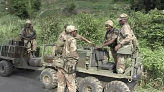 جنود من جنوب افريقيا
