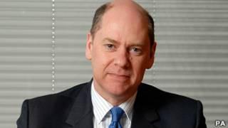 Глава британской контрразведки МИ-5 Джонатан Эванс