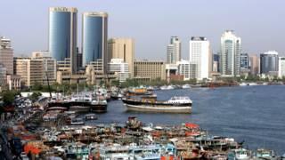 दुबई बंदरगाह