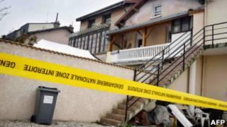 Condomnínio onde corpos de bebês foram encontrados