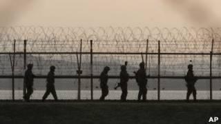 Khu Phi quân sự Bàn Môn Điếm giữa Nam Bắc Hàn