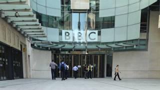 Trụ sở của BBC