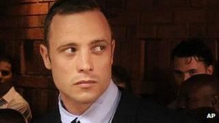Oscar Pistorius, frente a los tribunales