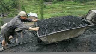 Sản xuất than ở Trung Quốc