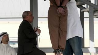 Hukum gantung di Kuwait