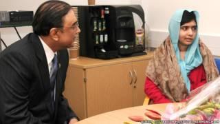 मलाला जरदारी