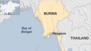 Bản đồ Miến Điện