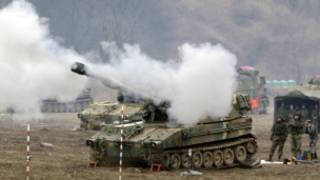 उत्तर कोरिया के बयानों से तनाव