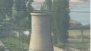 Lò phản ứng hạt nhân ở Bắc Hàn