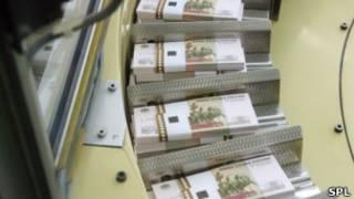 Печать денежных знаков