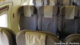 हवाई जहाज सीट