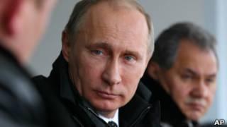 Vladimir Putin, AP