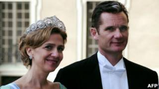 Герцог и герцогиня Пальма-де-Мальоркские