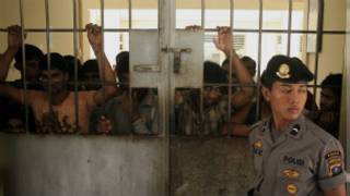 Indonesia Detainees