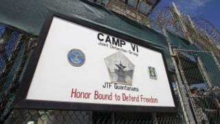 الجناح السادس في سجن غوانتانامو