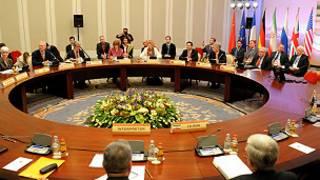 Conversaciones entre los poderes internacionales e Irán