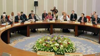 Đàm phán giữa Iran và nhóm P5+1